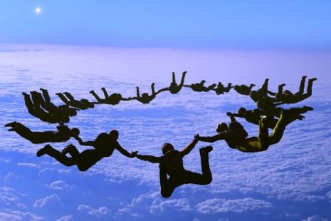 shutterstock_91840328_skydivers
