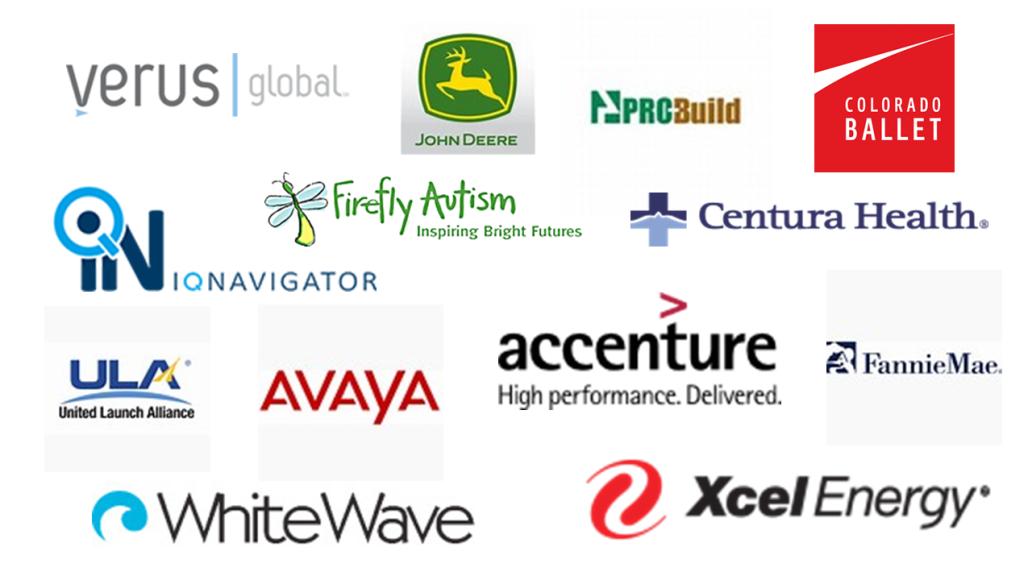 website all client logos